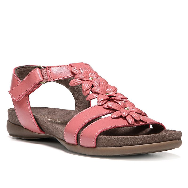 NaturalSoul by naturalizer Aaliyah Women's Flower Sandals