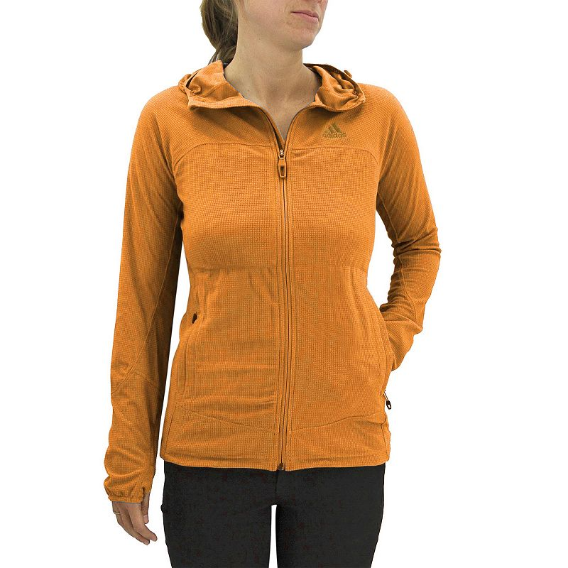 Women's adidas Outdoor 37.5 Climalite Performance Hoodie