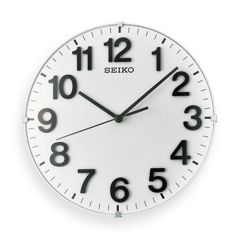 Seiko Wall Clock - QXA656WLH