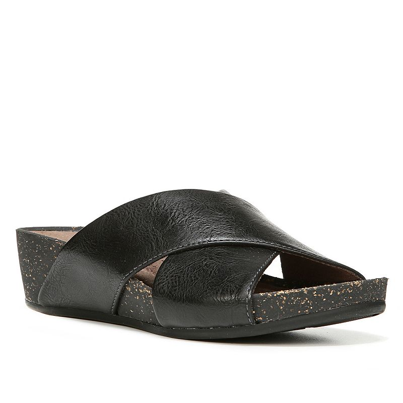 NaturalSoul by naturalizer Kyra Women's Slide Sandals