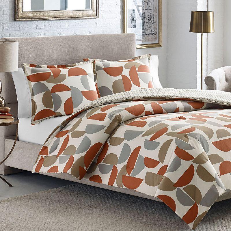 Adrienne Vittadini Levi Comforter Set