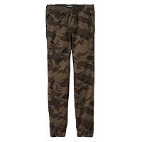 Boys 8-20 Tony Hawk Camouflage Jogger Pants