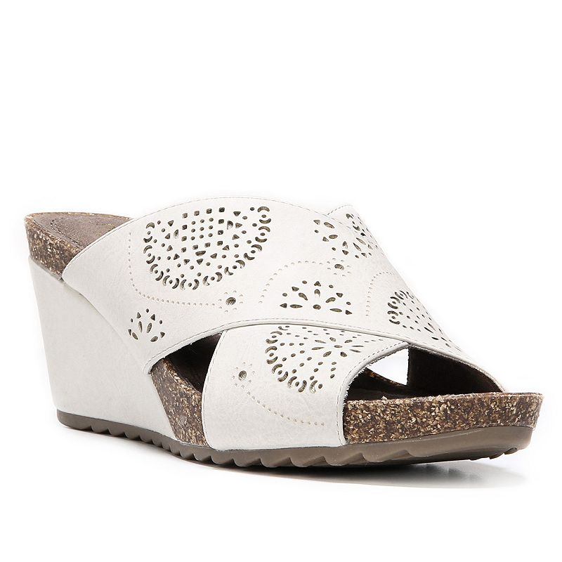 NaturalSoul by naturalizer Torna Women's Wedge Sandals