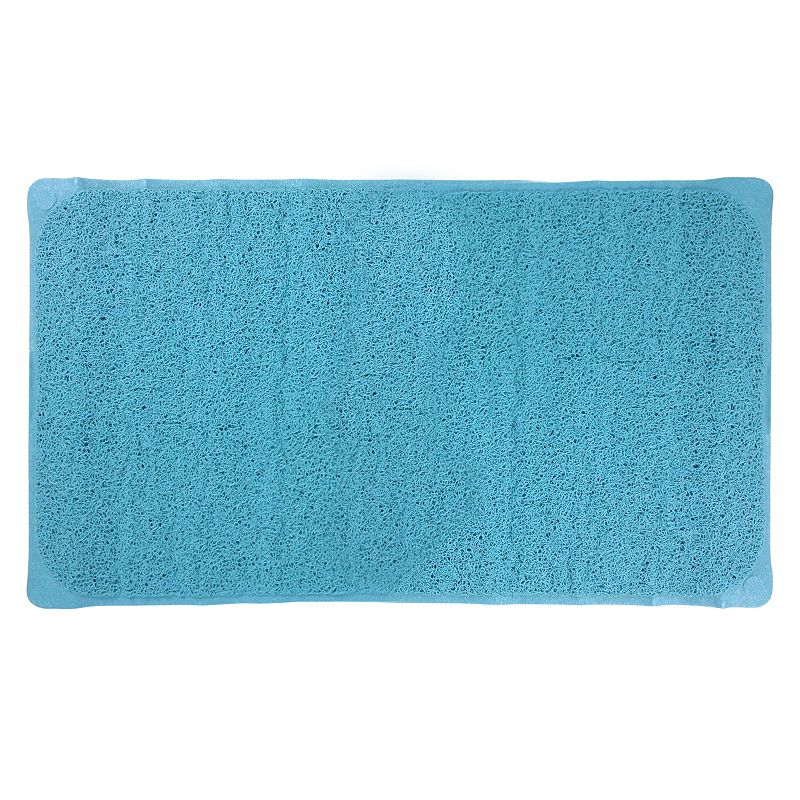 Splash Home Loufa Bath Mat