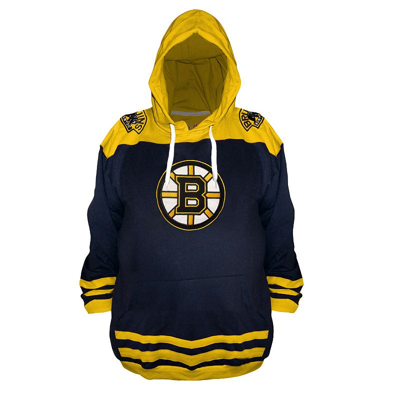 Boys 8-20 Majestic Boston Bruins Pullover Hoodie