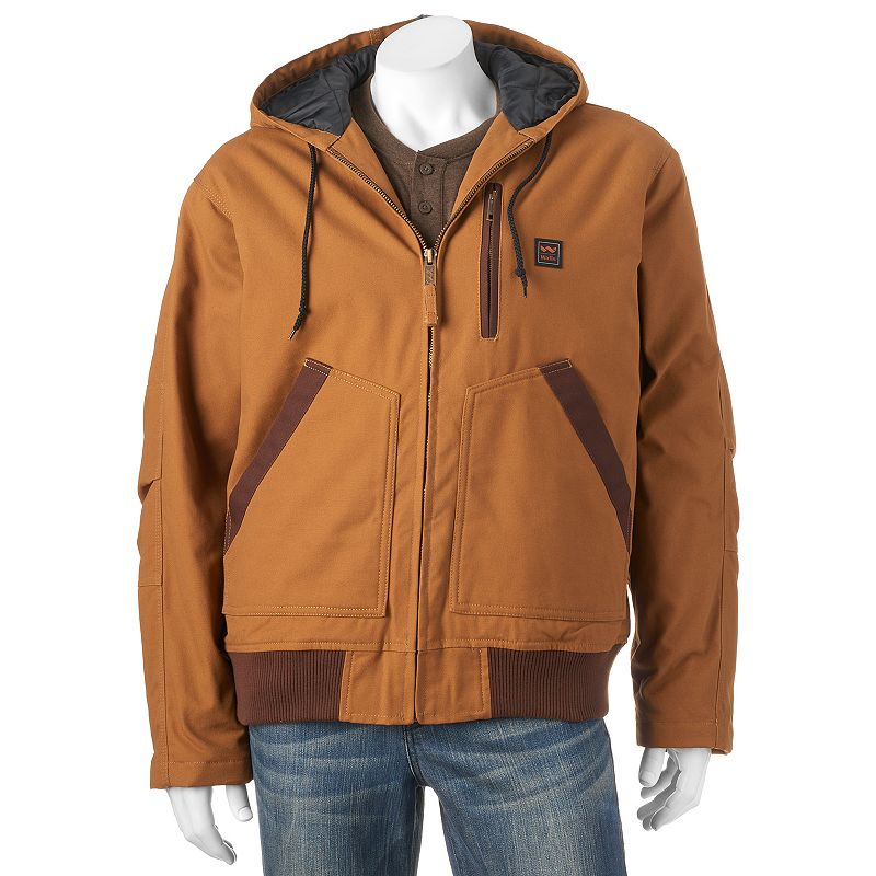 Men's Walls Blizzard-Pruf Insulated Hooded jacket