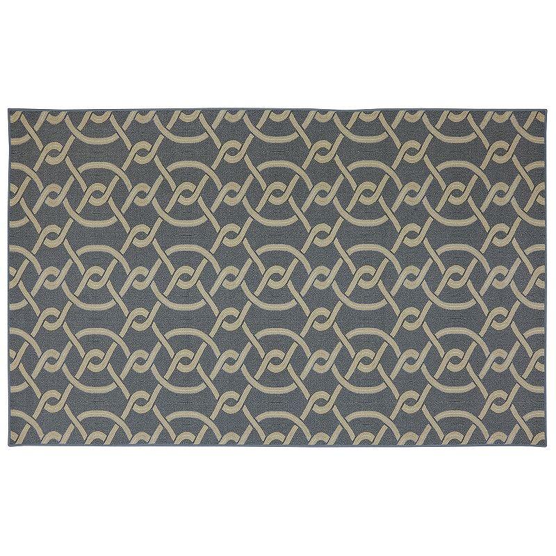 Mohawk® Home Woodbridge Morrison Geometric Rug
