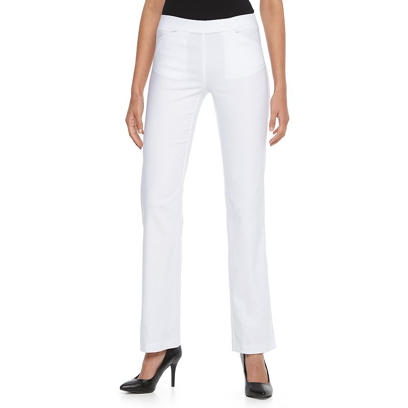 Juniors' Joe B Textured Pull-On Pants