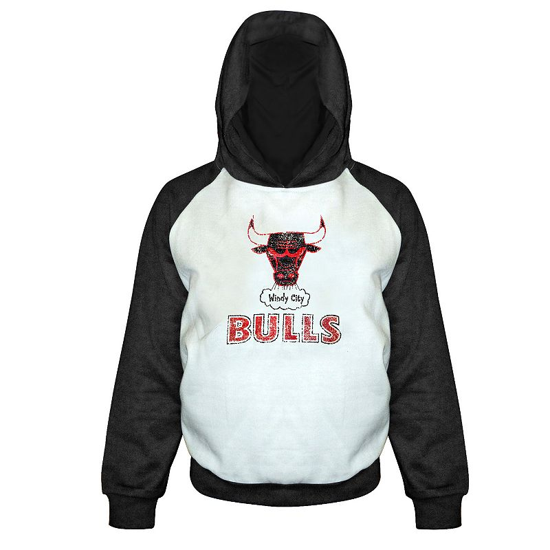 Boys 8-20 Majestic Chicago Bulls Pullover Hoodie