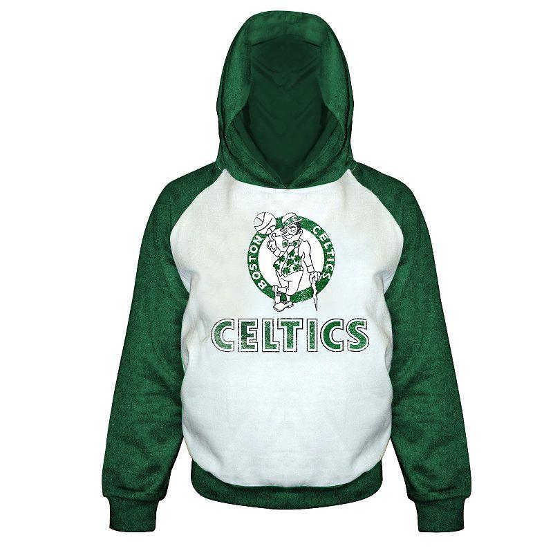 Boys 8-20 Majestic Boston Celtics Pullover Hoodie
