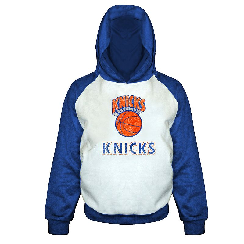 Boys 8-20 Majestic New York Knicks Pullover Hoodie