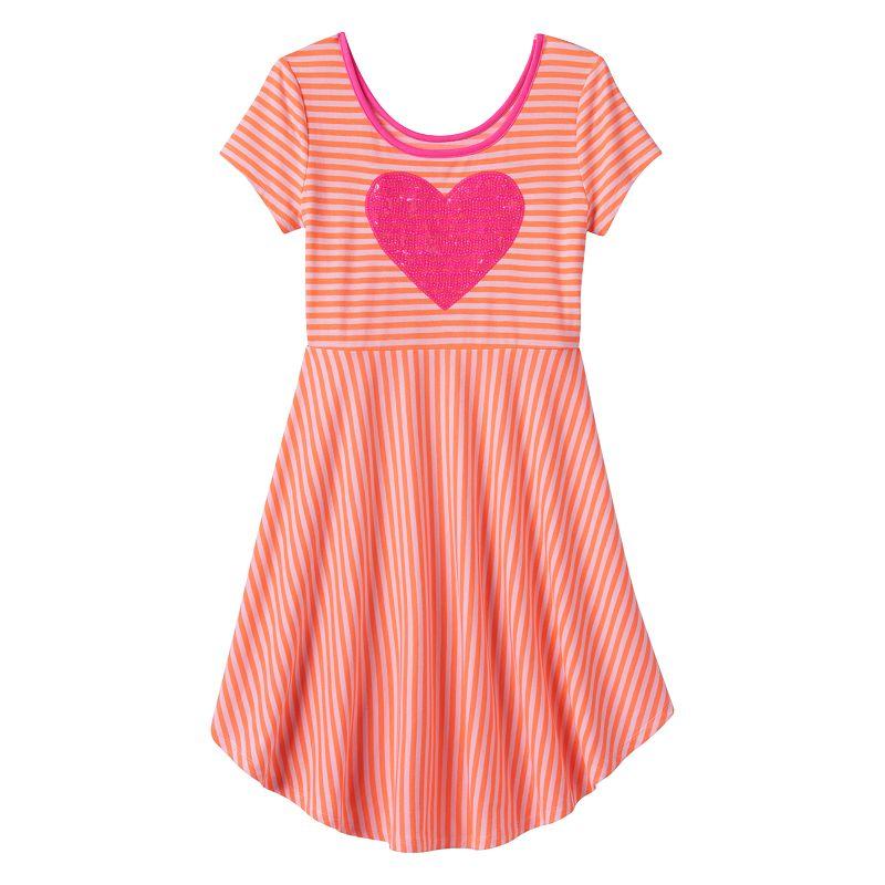 Girls 7-16 & Plus Size SO® Skater Dress