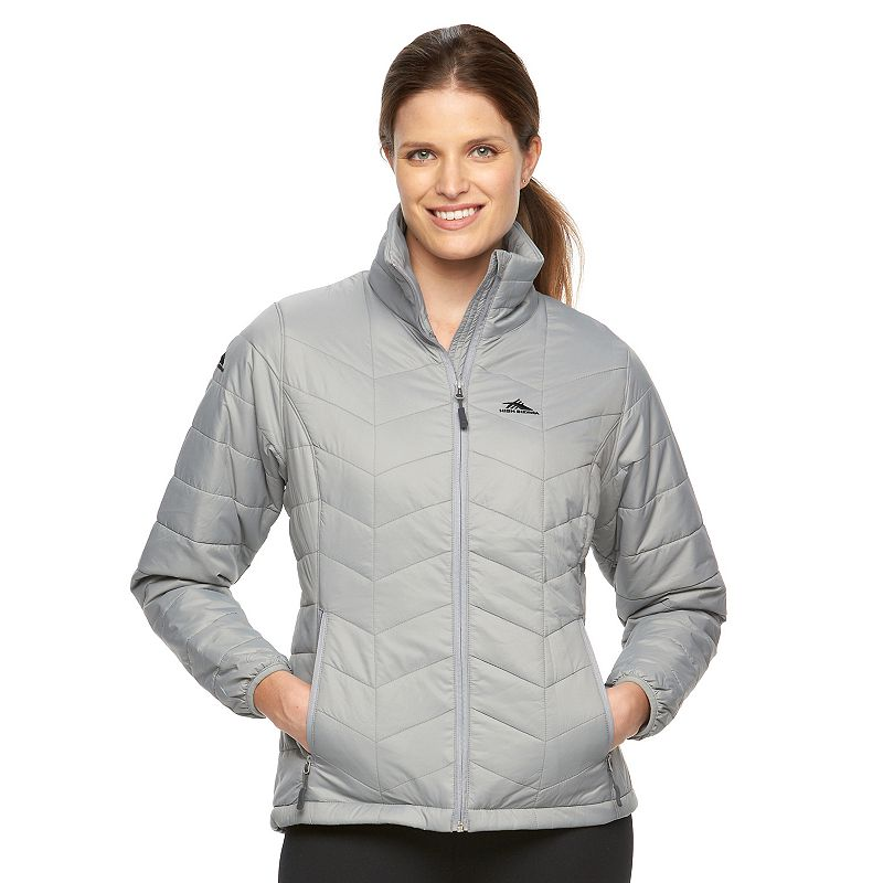 Women's High Sierra Ritter Quilted Insulated Jacket
