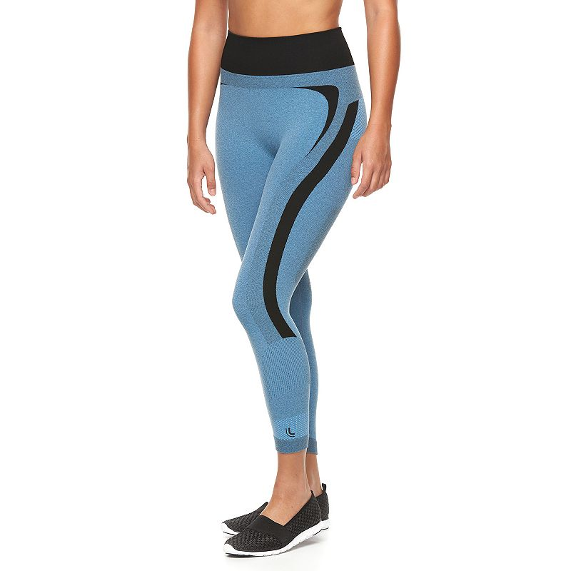 Women's Lupo Fitness Pro Capri Workout Tights