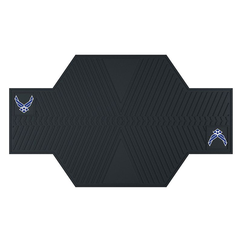 FANMATS United States Air Force Motorcycle Mat