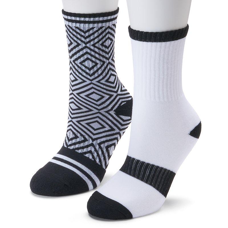 Women's SO® 2-pk. Crew Socks