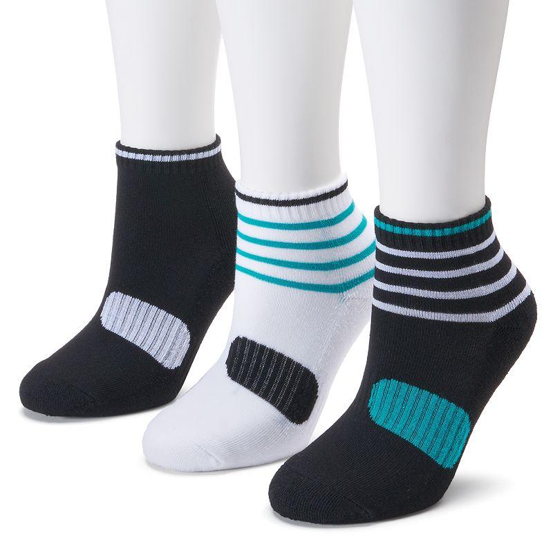 Women's SO® 3-pk. Low-Cut Socks