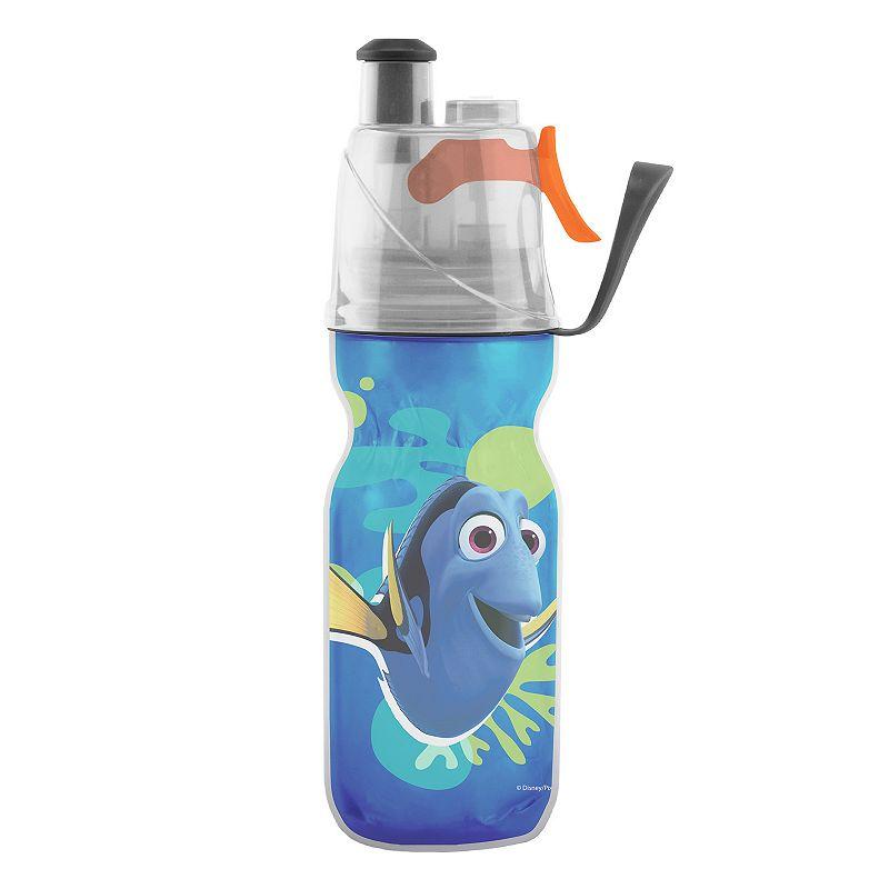 O2COOL Mist 'N Sip Disney / Pixar Finding Nemo Dory 12-oz. Insulated Water Bottle
