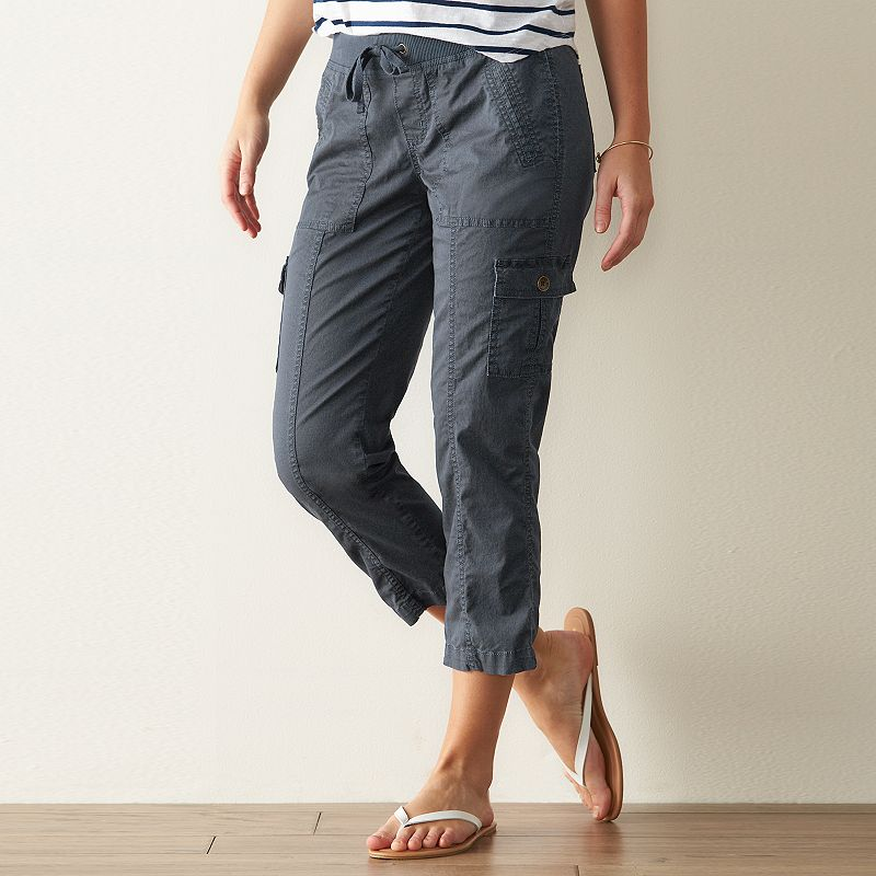 Women's SONOMA Goods for Life™ Heritage Twill Capris