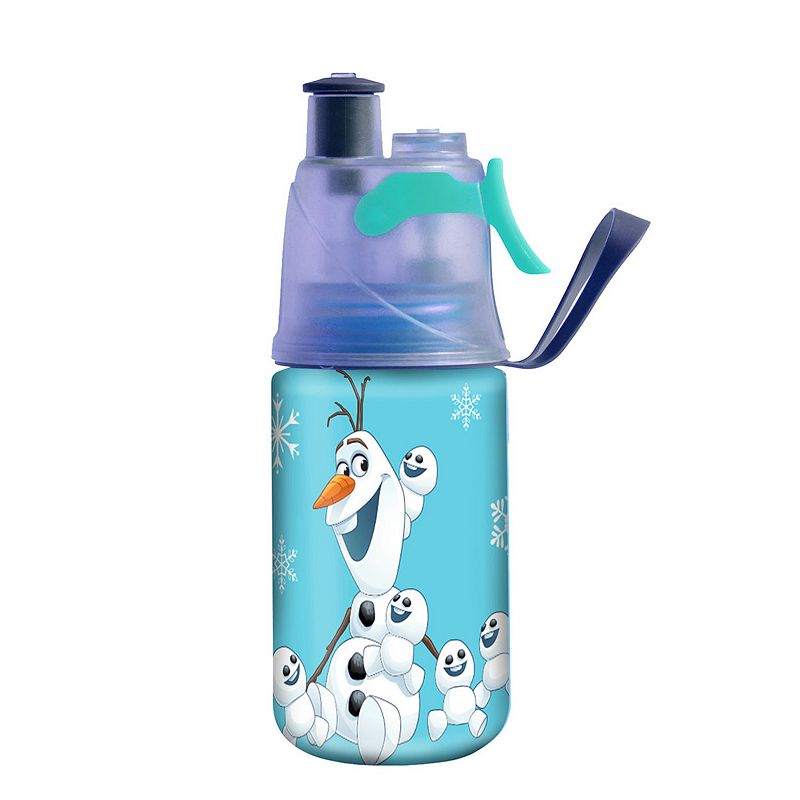 O2COOL Mist 'N Sip Disney's Frozen Olaf 12-oz. Water Bottle