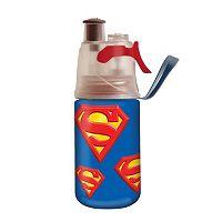 O2COOL® ArcticSqueeze® Mist 'N Sip® 12-oz. DC Comics Superman Water Bottle