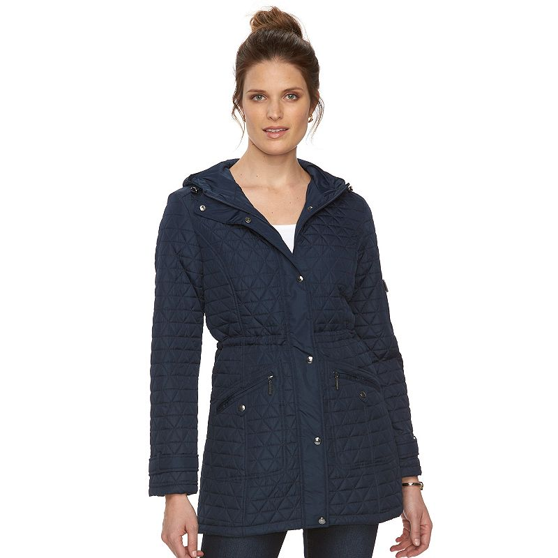 Women's Weathercast Hooded Walker Anorak Jacket