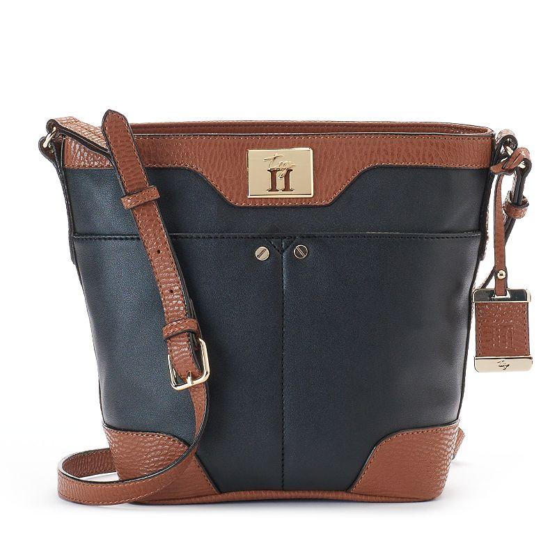 Tig II by Tignanello Avery Colorblock Crossbody Bag