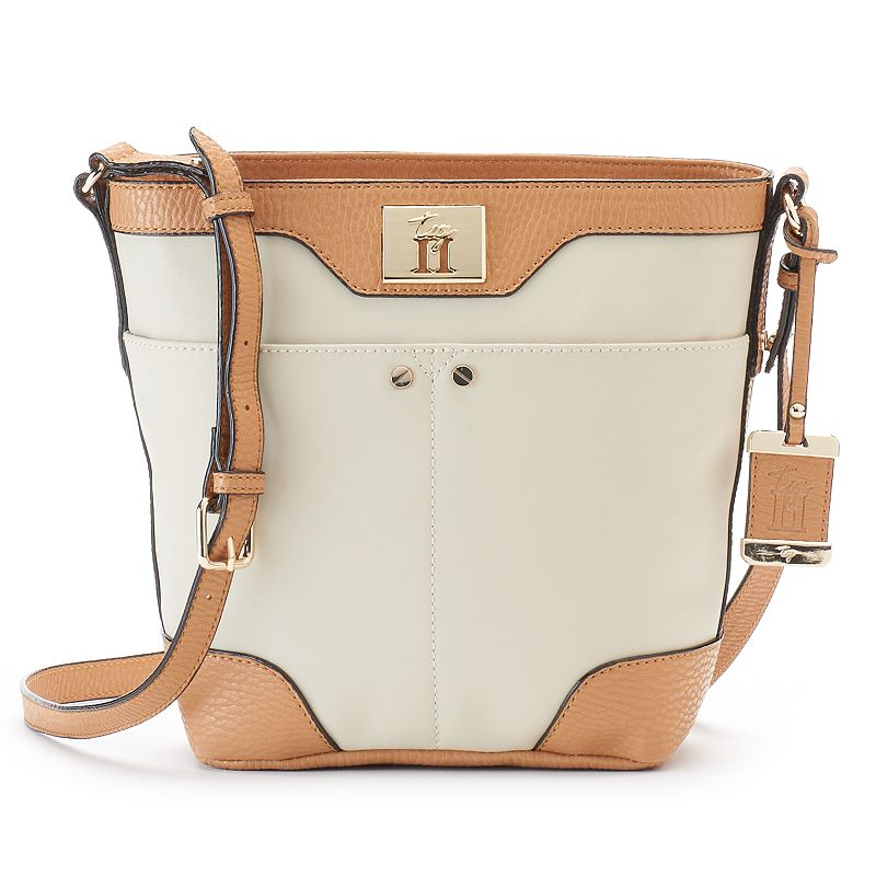 Tig II by Tignanello Avery Colorblock Crossbody Bag