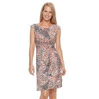 Women's Dana Buchman Twist-Front Dress