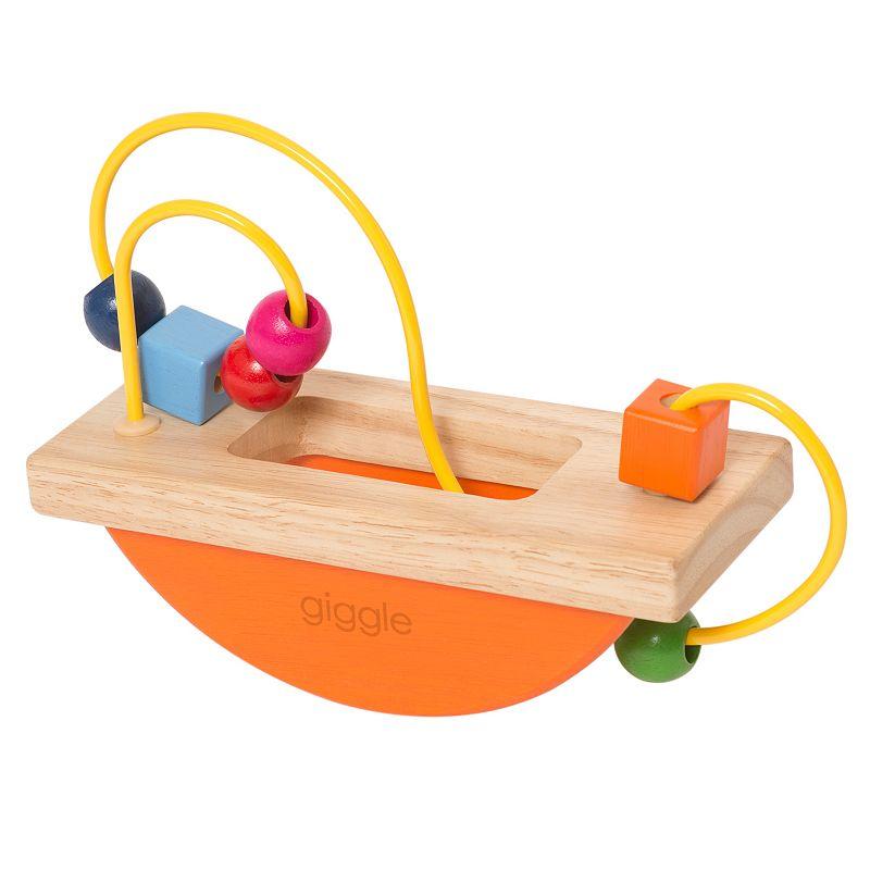 giggle Wood Bead Maze