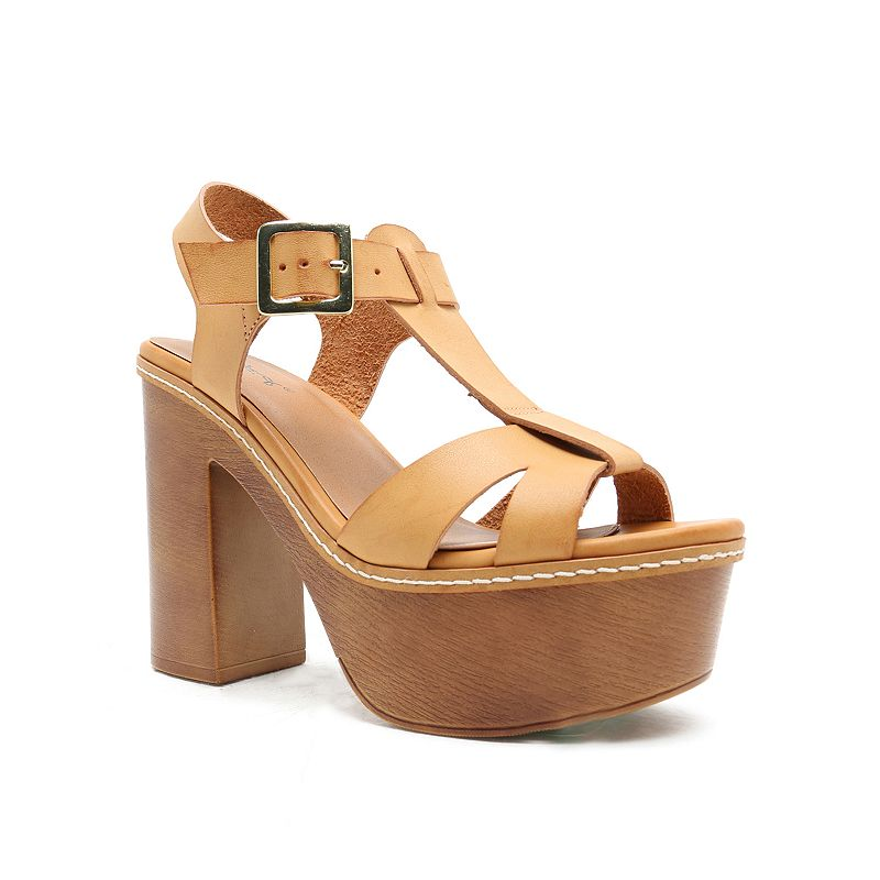 Qupid Elma Women's Platform Sandals