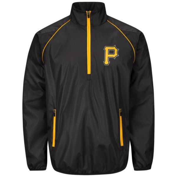 Men's Pittsburgh Pirates Player Lightweight Pullover Jacket