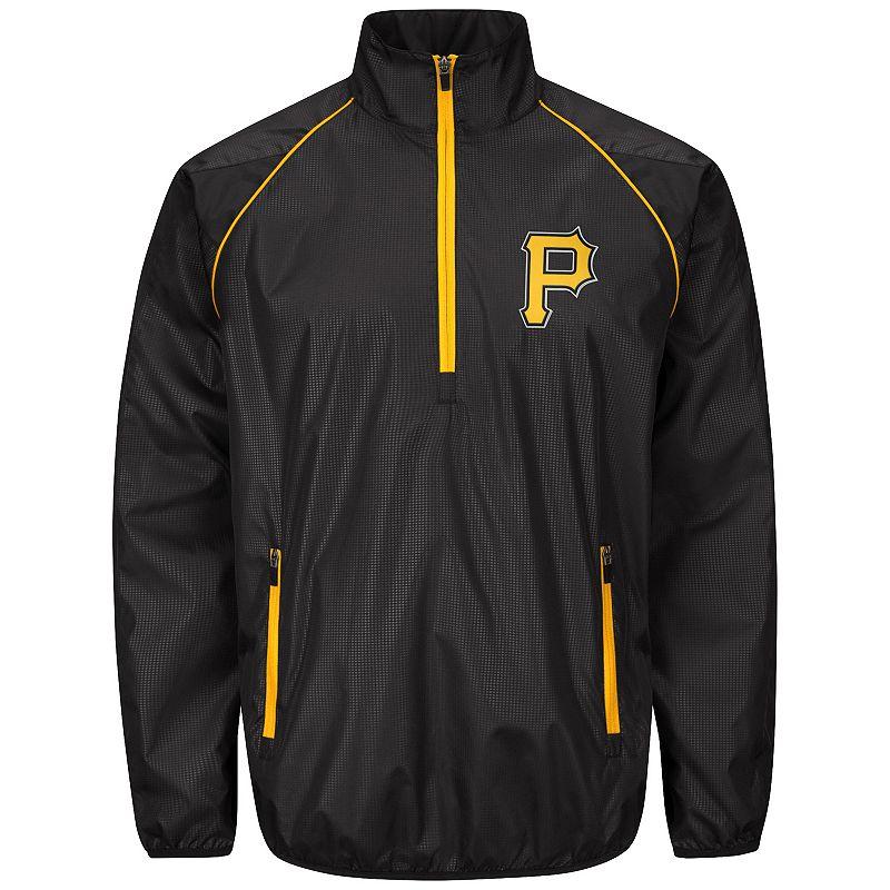 Men's Pittsburgh Pirates Player Lightweight Pullover Jacket
