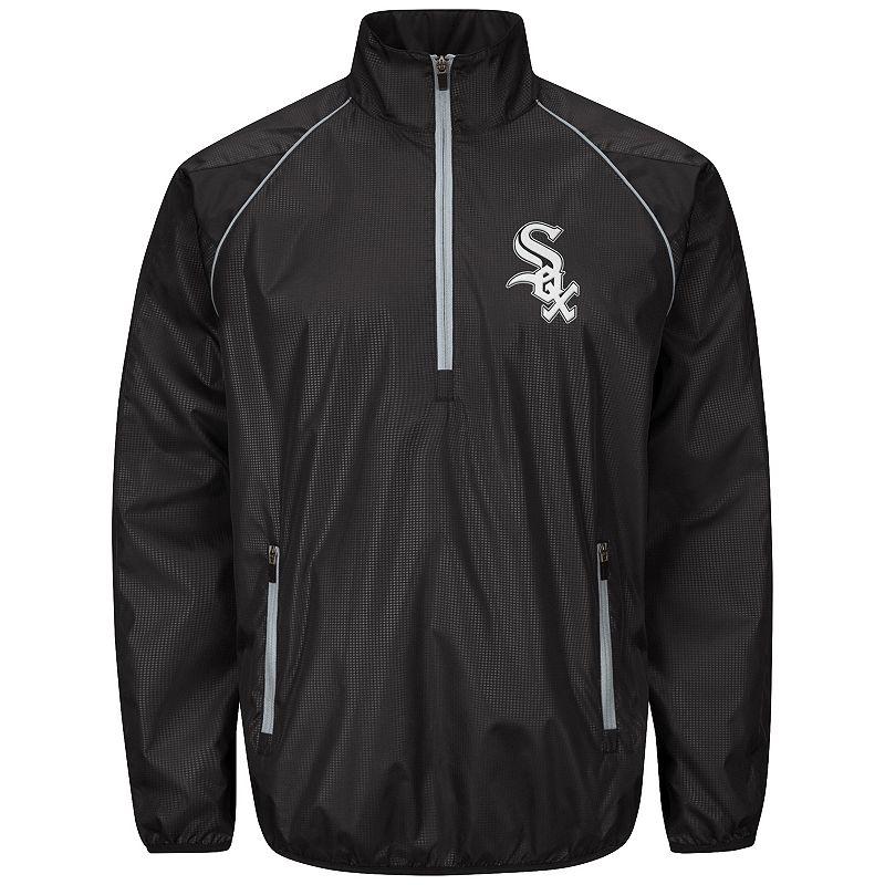 Men's Chicago White Sox Player Lightweight Pullover Jacket