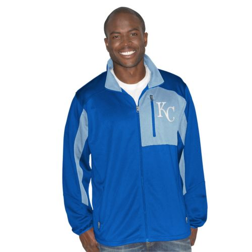 Men's Kansas City Royals Player Full-Zip Jacket