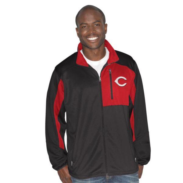 Men's Cincinnati Reds Player Full-Zip Jacket