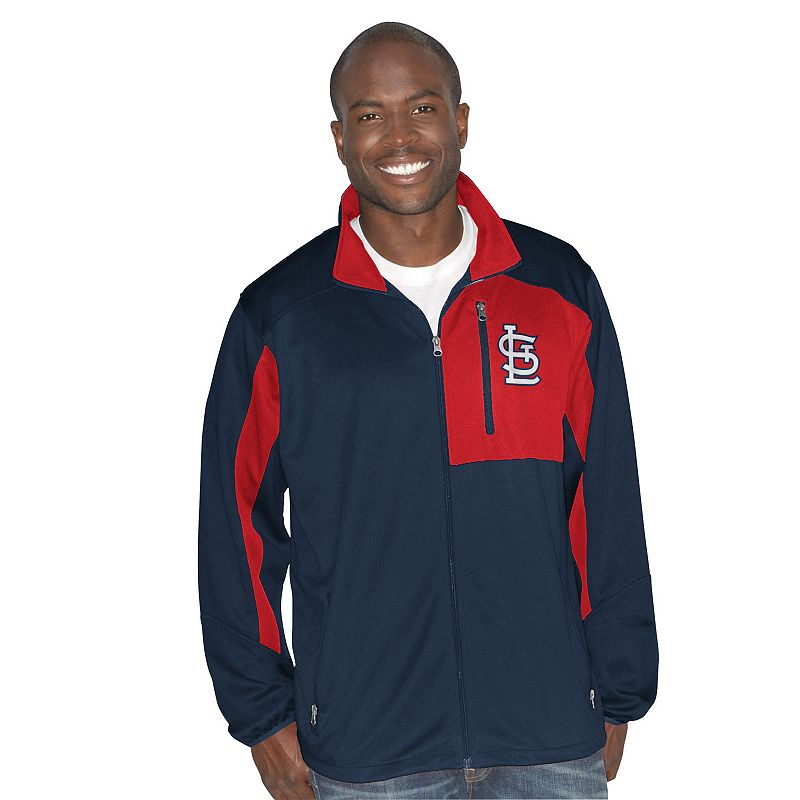Men's St. Louis Cardinals Player Full-Zip Jacket
