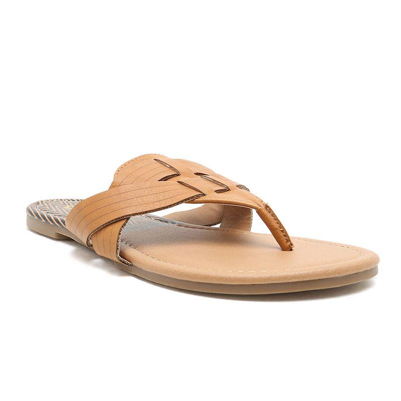 Qupid Archer Women's Thong Sandals