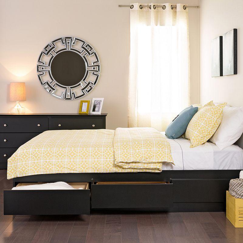 Prepac Harbor Mate Platform 6-Drawer Storage Bed