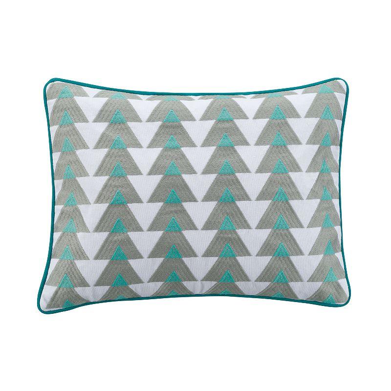 KS Studio Clara Oblong Throw Pillow