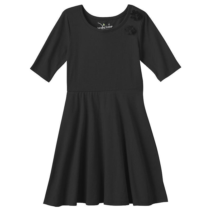 Girls 4-7 Jumping Beans® Rosette Skater Dress