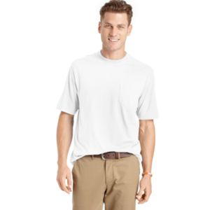 Men's IZOD Mock-Layer Crewneck Tee