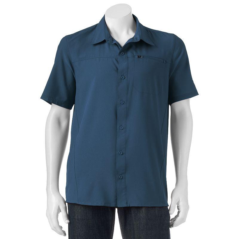 Men's ZeroXposur Drift All-Terrain Performance Button-Down Shirt