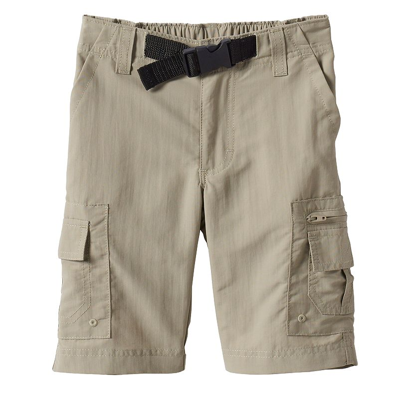 Boys 4-7x Lee Performance Tech Cargo Shorts