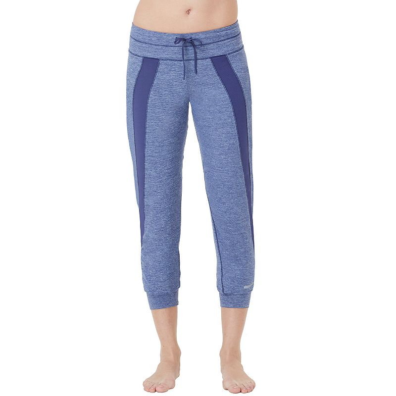Women's Cuddl Duds SportLayer Cropped Jogger Pants