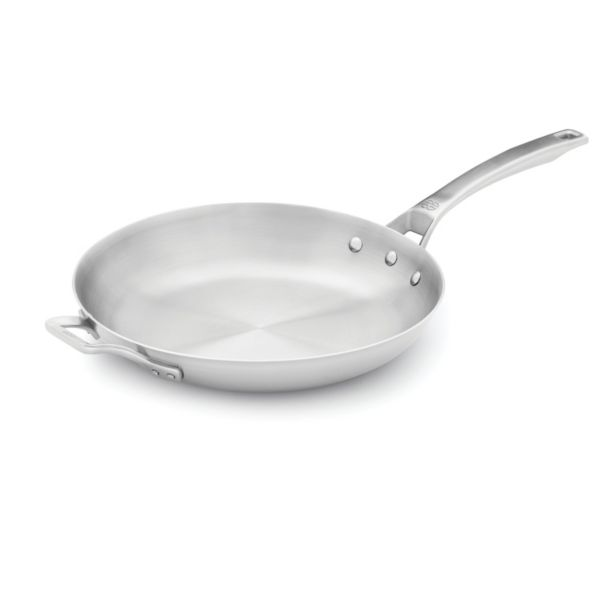 Calphalon Signature 12-in. Stainless Steel Omelet Pan