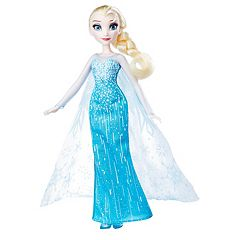 Disney's Frozen Elsa Classic Fashion Doll by