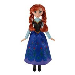Disney's Frozen Anna Classic Fashion Doll by