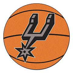 FANMATS San Antonio Spurs Basketball Rug by