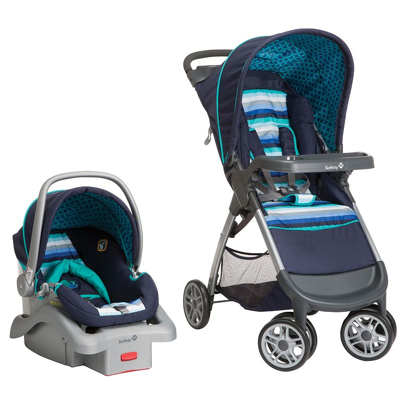 Carter's Amble Quad Stroller Travel System by Safety 1st